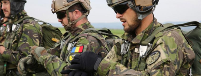 Parașutiștii-români