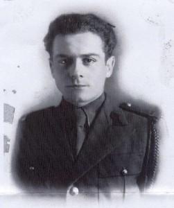Capitanul Mihai Tantu